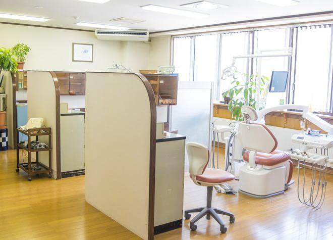 盛岡駅近辺の歯科・歯医者「リーフ歯科クリニック」