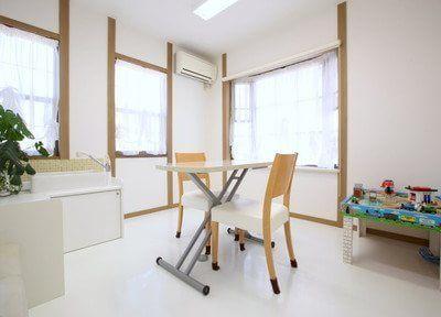かめのこ歯科クリニック 診療室