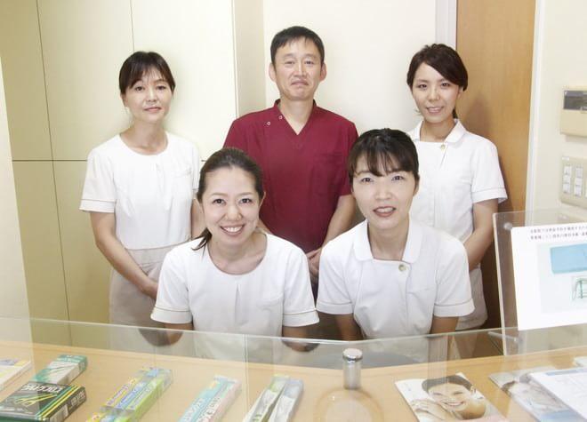 樟葉駅近辺の歯科・歯医者「やまざき歯科医院」