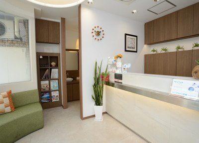 院内は清潔を保ち、徹底的な滅菌体制を整えております。