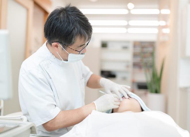 ふじさき歯科の画像