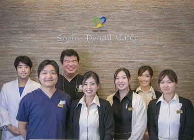 弥生が丘ソラーレ歯科の医院写真