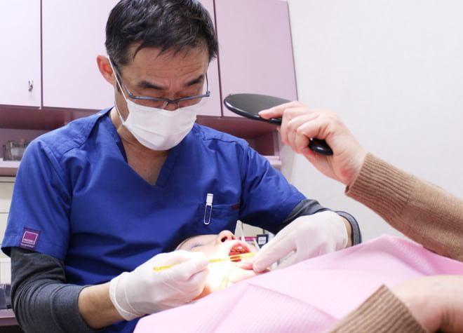 浦和駅近辺の歯科・歯医者「塩野歯科クリニック(浦和区本太)」