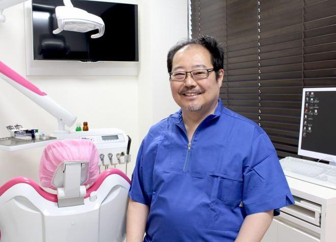 山本歯科医院 山本 達郎 院長男性