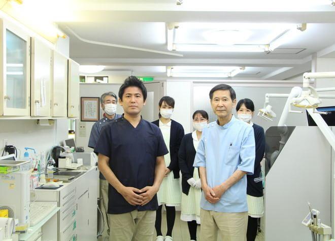 千歳烏山駅近辺の歯科・歯医者「川崎歯科医院」
