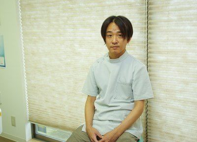 院長の松田です。しっかりと説明をして診療に臨みます。安心してお頼り下さい。