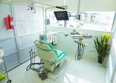 診療室は、個室です。リラックスしてご受診いただけます。