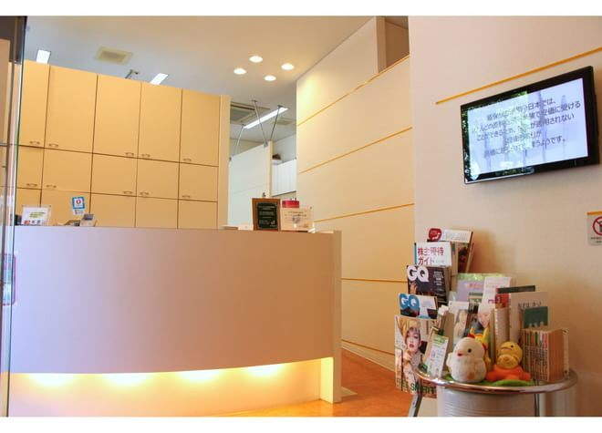 オーバルコート歯科室4