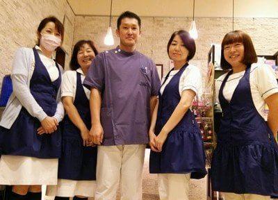 スタッフ一同、患者様のお悩みに親身になってお応えします。