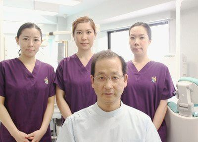 千歳烏山駅近辺の歯科・歯医者「山西歯科医院」