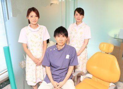 菊名駅近辺の歯科・歯医者「グレイセスデンタルオフィス」