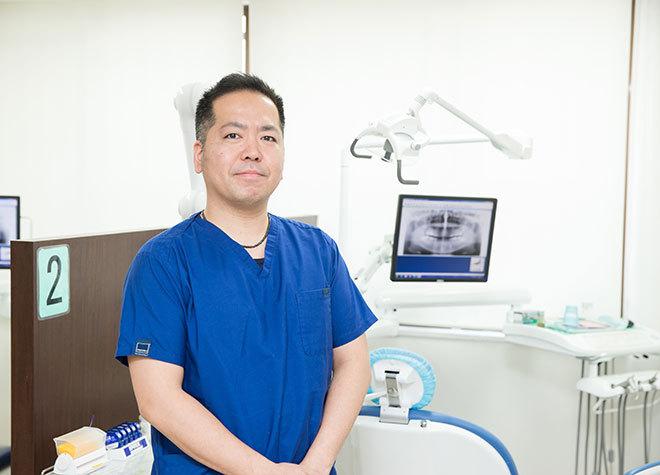 大和駅前歯科 中村 達哉(Tatsuya Nakamura) 院長 歯科医師 男性