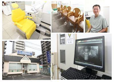 土呂駅近辺の歯科・歯医者「土呂駅前歯科医院」