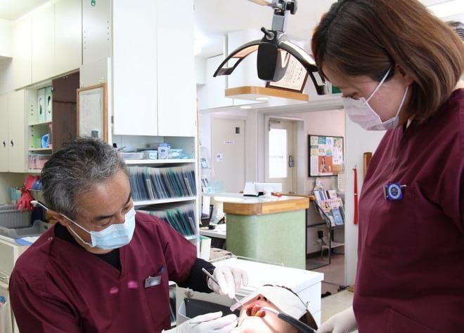 二俣川駅近辺の歯科・歯医者「岡村デンタルクリニック」