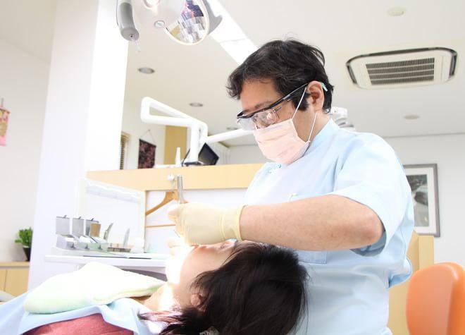 Q.虫歯の治療の際に気を付けていることは何でしょうか?