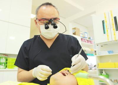 土呂駅近辺の歯科・歯医者「盆栽町歯いしゃ」