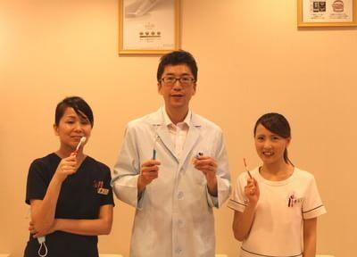 武蔵境駅近辺の歯科・歯医者「秋本スマイル歯科」