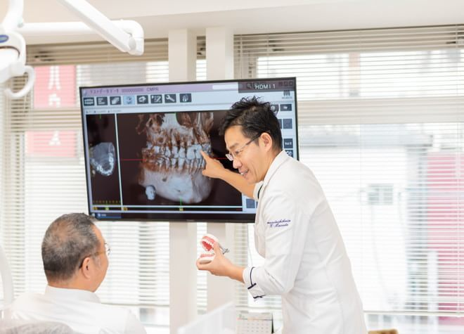 京橋 歯医者