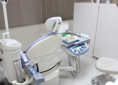 患者様ときっちりお話した上で、診療にとりかかります。