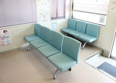 受診前後は、こちらでおくつろぎください。