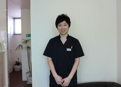 永田歯科クリニックの医師です。ヒーリングミュージックやアロマセラピーなどを設置し、心地よい空間で安心して治療を受けられるよう心掛けています。