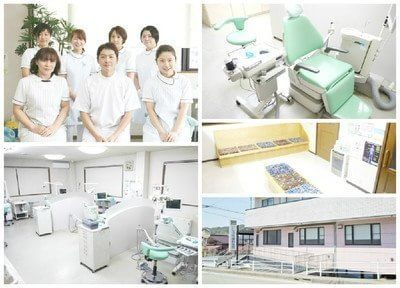 いしうら歯科医院の医院写真