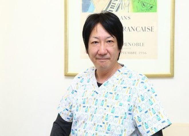10ban歯科 陶 秀彦 先生男性