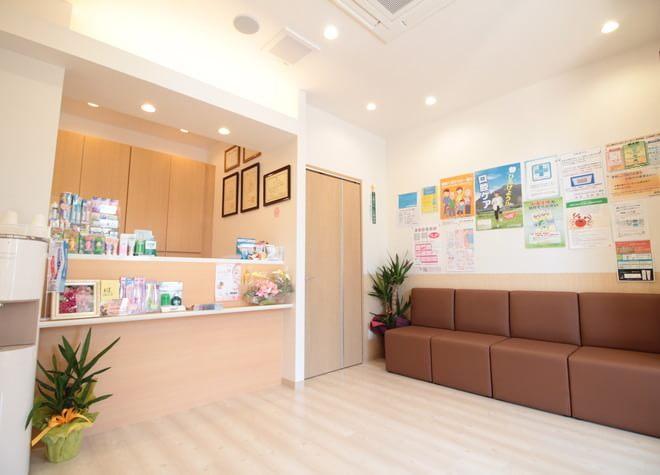 岐阜駅近辺の歯科・歯医者「かわのキッズファミリー歯科」