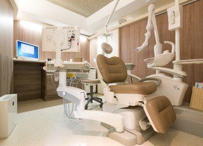 診療室は全室個室になっています。お気軽に何でもご相談ください。
