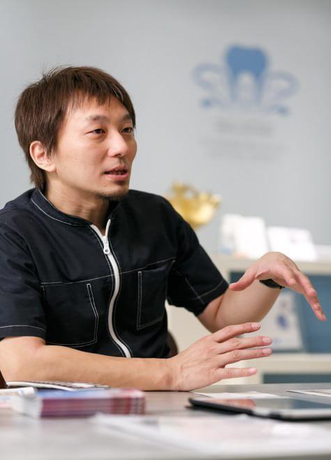浄水通り こが歯科 古賀 友基 理事長