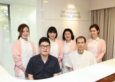 ササキ矯正デンタルオフィス(一般的な歯科診療)