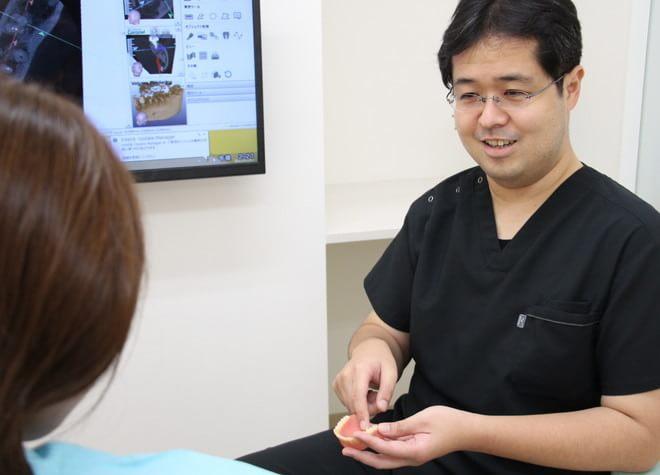 患者さまに適した入れ歯をつくるために、細かいステップを踏んでいます