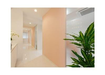 院内の衛生管理を徹底しておりますので、きれいな環境を保っております。