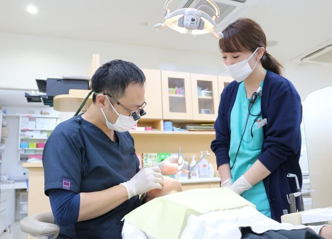 港スワン歯科・矯正歯科2