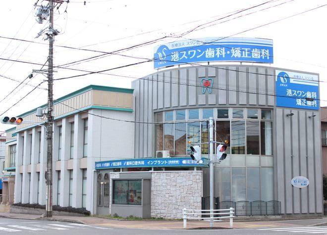 港スワン歯科・矯正歯科7