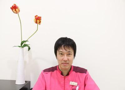 チームホワイトデンタルクリニック西川歯科 西川 武司 男性