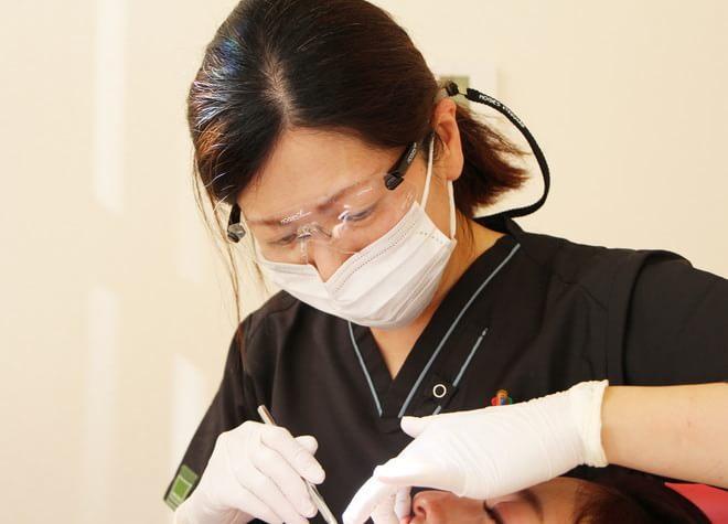 短期間での改善を目指した歯周病治療