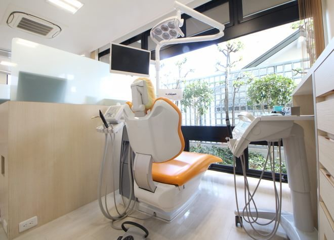 さかまき歯科の画像