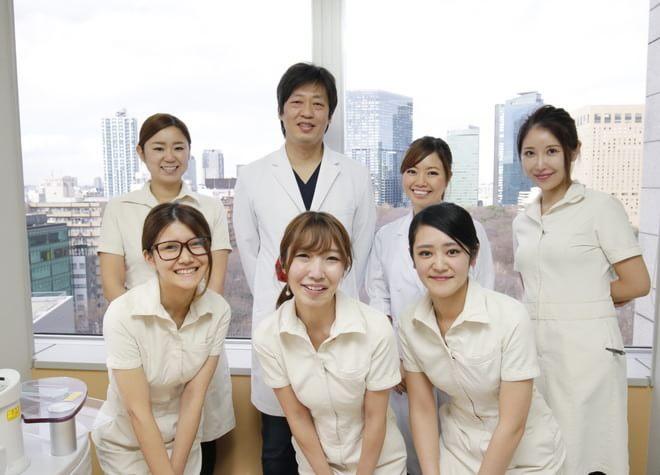 新宿駅近辺の歯科・歯医者「新宿パークタワー歯科」