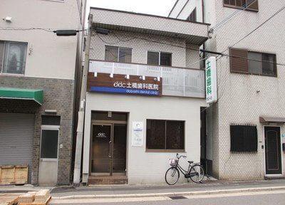 弁天町駅近辺の歯科・歯医者「土橋歯科医院」