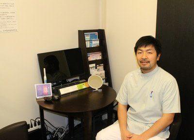 院長の疋田 勝也です。