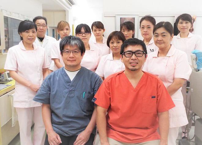 徳島駅近辺の歯科・歯医者「勝瀬歯科医院」