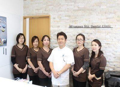 宮川駅前歯科の医院写真