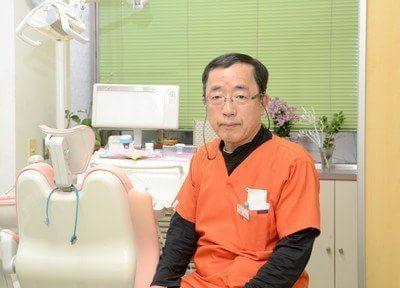 院長の山崎です。どんなお悩みもご相談ください。