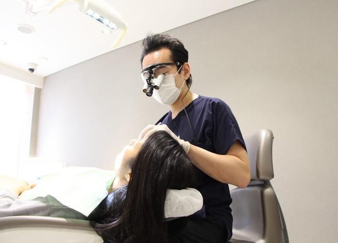 新宿駅近辺の歯科・歯医者「五十嵐歯科室」