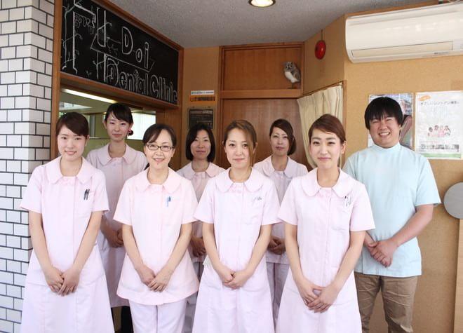 和泉中央駅近辺の歯科・歯医者「土井歯科医院」