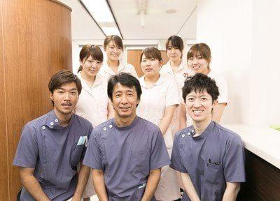 新宿駅近辺の歯科・歯医者「新宿野村ビル歯科クリニック」