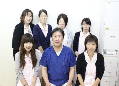宿連寺歯科クリニックの医院写真