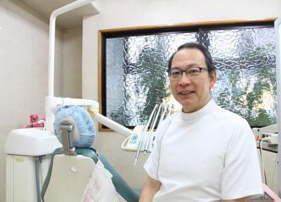 [橋本歯科医院] [橋本 和則] [院長]