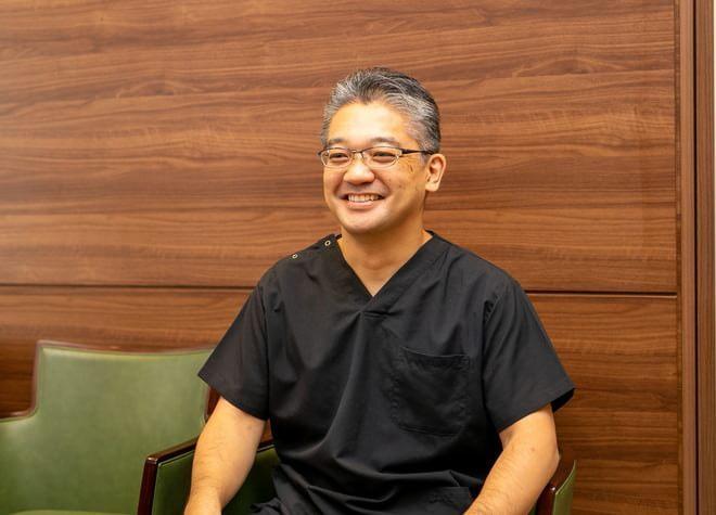 Q.「輝ける命を歯科医院から」という理念についてお聞かせください。